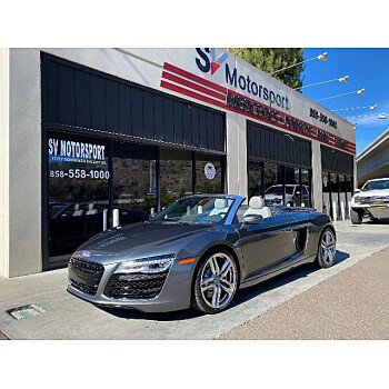 2014 Audi R8 V8 Spyder for sale 101436545