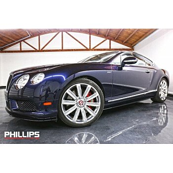 2014 Bentley Continental GT V8 S Coupe for sale 101097838