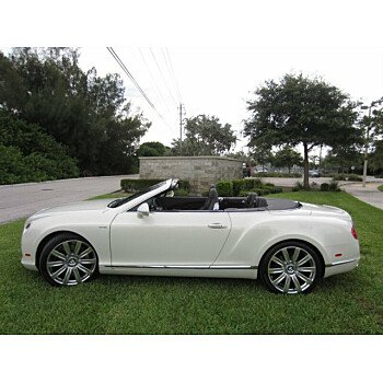 2014 Bentley Continental GT Convertible for sale 101157287