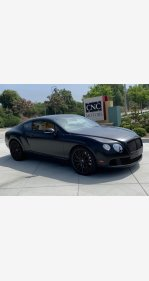 2014 Bentley Continental GT Speed Coupe for sale 101160954