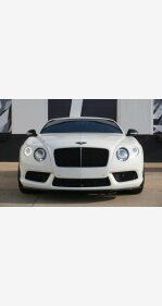 2014 Bentley Continental GT V8 S Coupe for sale 101186181