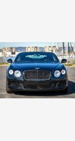 2014 Bentley Continental for sale 101276918