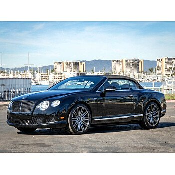 2014 Bentley Continental GTC Speed Convertible for sale 101276918