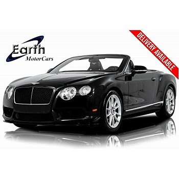 2014 Bentley Continental for sale 101295723