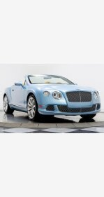 2014 Bentley Continental for sale 101297140