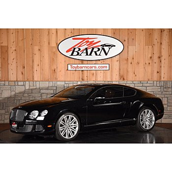 2014 Bentley Continental GT Speed Coupe for sale 101358758