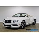 2014 Bentley Continental GT V8 Convertible for sale 101580602