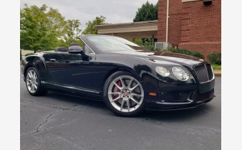 2014 Bentley Continental GT V8 Convertible for sale 101598883