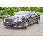 2014 Bentley Continental GTC Speed Convertible for sale 101607608