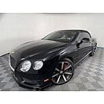 2014 Bentley Continental GT V8 Convertible for sale 101610168