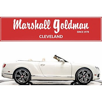 2014 Bentley Continental for sale 101614666