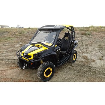 2014 Can-Am Commander 1000 for sale 200635244