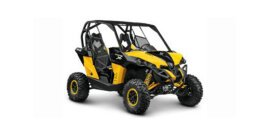 2014 Can-Am Maverick 800 1000 X rs specifications