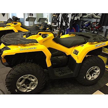 2014 Can-Am Outlander 500 for sale 200676661