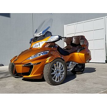 2014 Can-Am Spyder RT for sale 200710567
