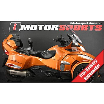 2014 Can-Am Spyder RT-S for sale 200826702