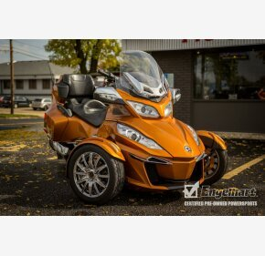 2014 Can-Am Spyder RT for sale 200632617