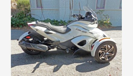 2014 Can-Am Spyder ST-S for sale 200720606