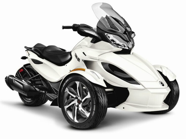 2014 Can-Am Spyder ST for sale 201065840