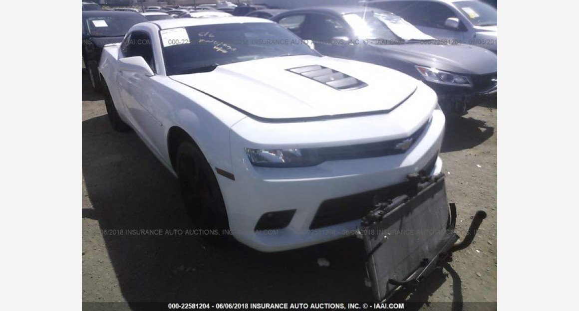 2014 Chevrolet Camaro SS Coupe for sale 101015151