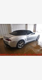 2014 Chevrolet Camaro LT Convertible for sale 100982838