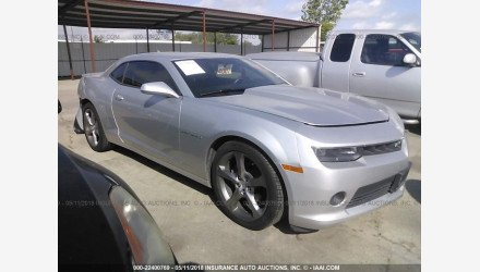 2014 Chevrolet Camaro LT Coupe for sale 101015163
