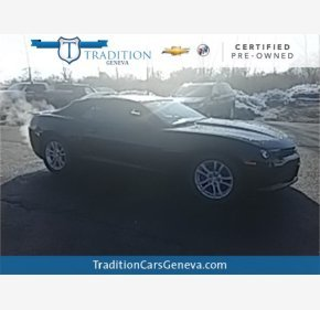 2014 Chevrolet Camaro LT Convertible for sale 101055088