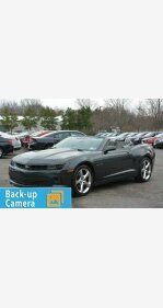 2014 Chevrolet Camaro LT Convertible for sale 101092373