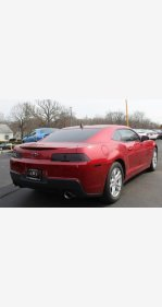 2014 Chevrolet Camaro LT Coupe for sale 101107758