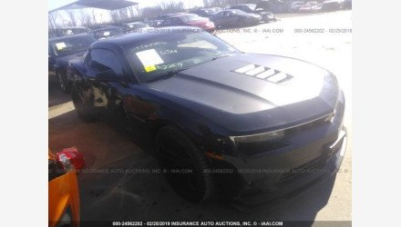2014 Chevrolet Camaro SS Coupe for sale 101109157