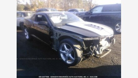 2014 Chevrolet Camaro SS Coupe for sale 101109158