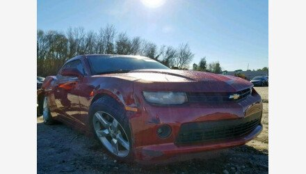 2014 Chevrolet Camaro LT Coupe for sale 101109354