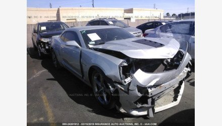2014 Chevrolet Camaro SS Coupe for sale 101109573