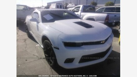 2014 Chevrolet Camaro SS Coupe for sale 101109576