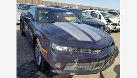 2014 Chevrolet Camaro LS Coupe for sale 101109770