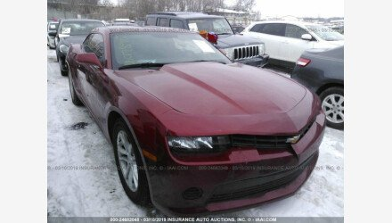 2014 Chevrolet Camaro LS Coupe for sale 101110136