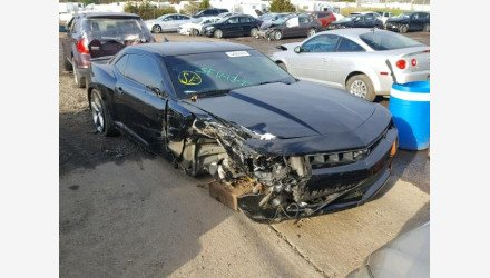 2014 Chevrolet Camaro LT Coupe for sale 101110204