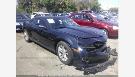 2014 Chevrolet Camaro LS Coupe for sale 101111161