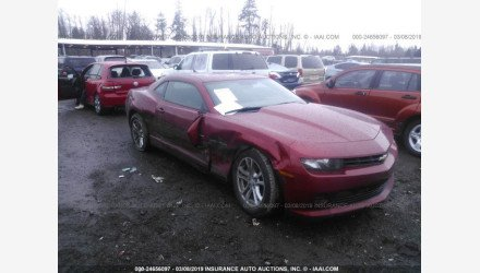 2014 Chevrolet Camaro LS Coupe for sale 101111232
