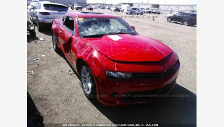 2014 Chevrolet Camaro LT Coupe for sale 101111923