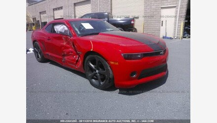 2014 Chevrolet Camaro LT Coupe for sale 101111928