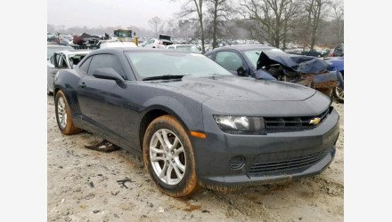 2014 Chevrolet Camaro LS Coupe for sale 101112681