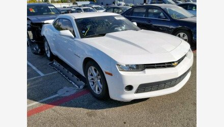 2014 Chevrolet Camaro LS Coupe for sale 101112692