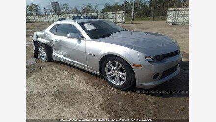 2014 Chevrolet Camaro LS Coupe for sale 101124290