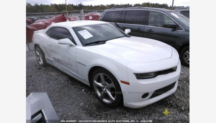 2014 Chevrolet Camaro LT Coupe for sale 101124294