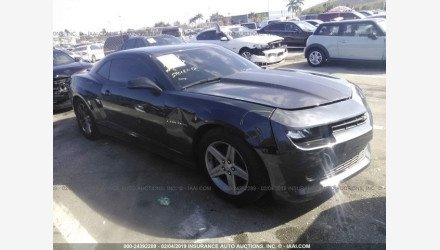 2014 Chevrolet Camaro LS Coupe for sale 101124746