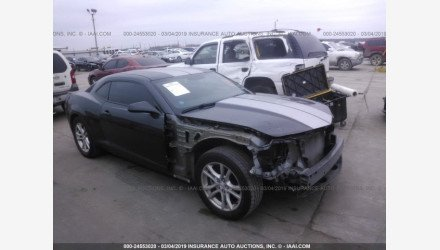 2014 Chevrolet Camaro LS Coupe for sale 101124775