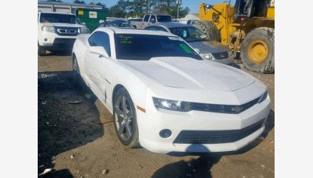 2014 Chevrolet Camaro LT Coupe for sale 101125696