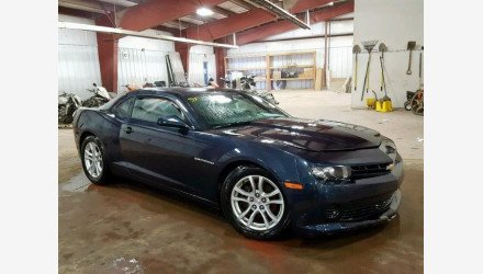2014 Chevrolet Camaro LS Coupe for sale 101126344