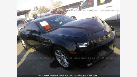 2014 Chevrolet Camaro LS Coupe for sale 101127863